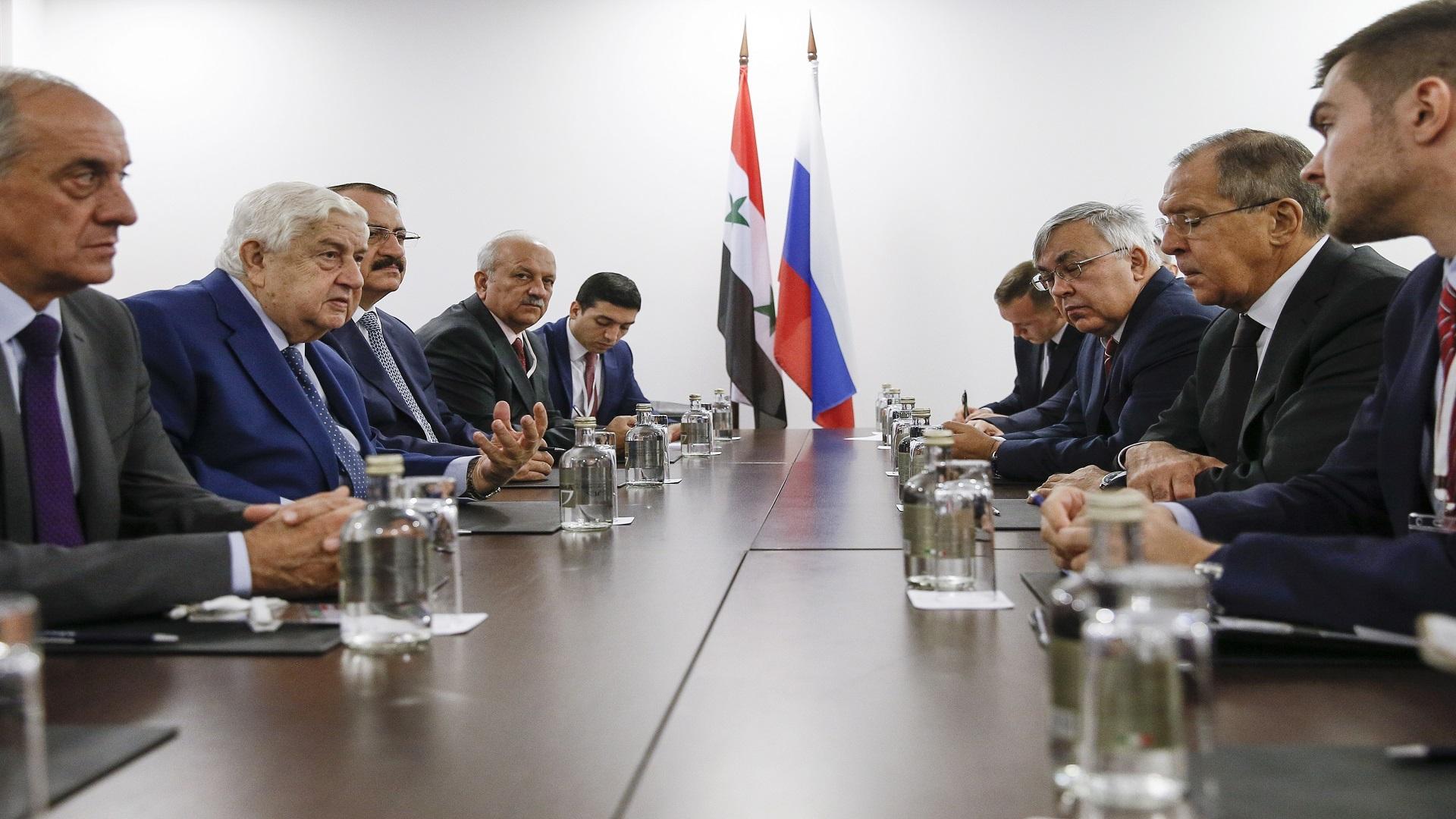 مؤتمر سوتشي هل يمهد لإنهاء حكم الأسد تكتيكياً ؟