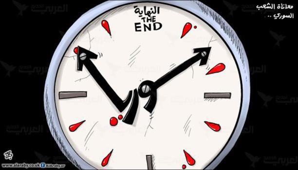 هل من نهايةٍ قريبةٍ للحرب في سورية؟
