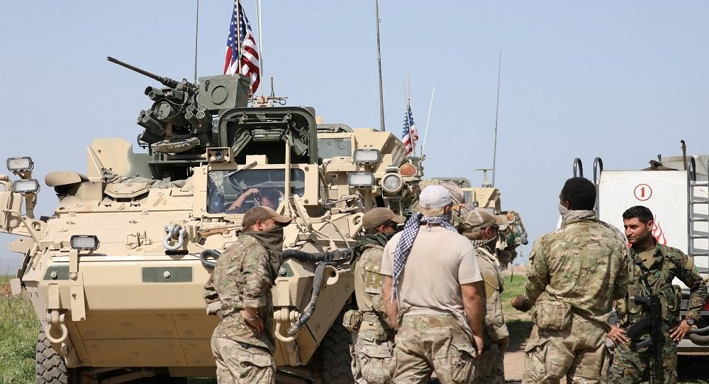 موسكو تتهم واشنطن بتدريب مقاتلي داعش شرق سورية