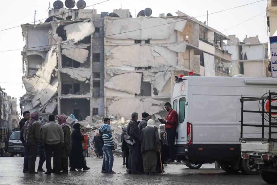 سوريا 2017.. خمسة تطورات ميدانية وسياسية بارزة