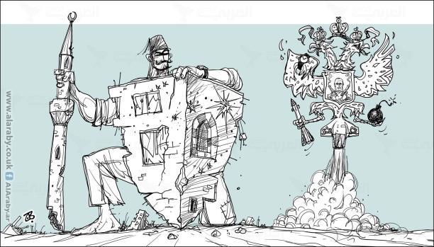 قوة عظمى رصيدها دمار سورية