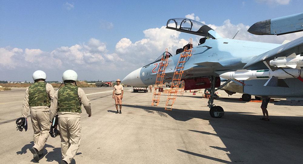 صحيفة روسية تكشف عن خسائر فادحة في قاعدة حميميم، و