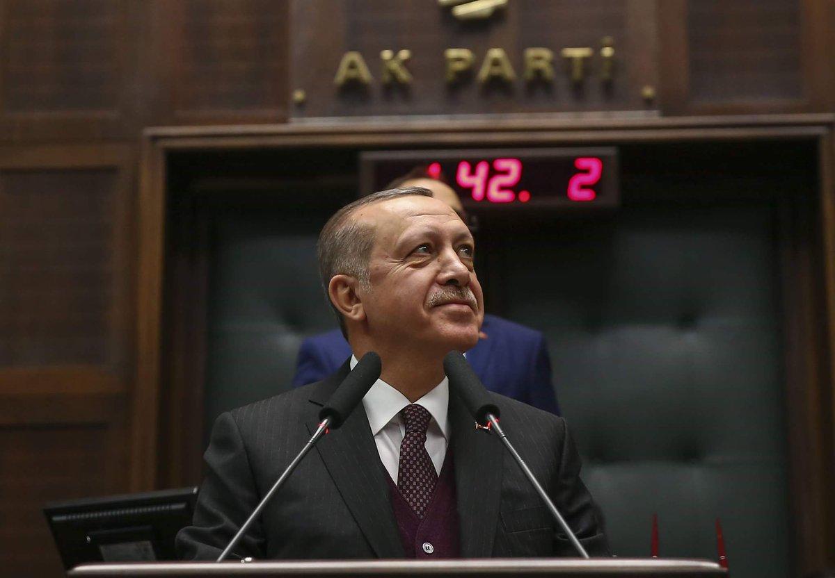 أردوغان: سوف نكمل عملية