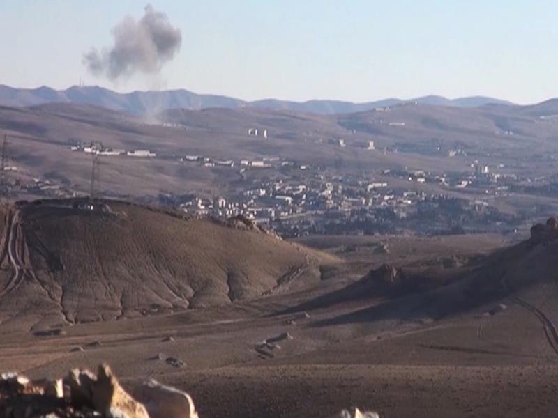 نظام الأسد يدعي إسقاط صواريخ للاحتلال الإسرائيلي استهدفت مواقعه في ريف دمشق