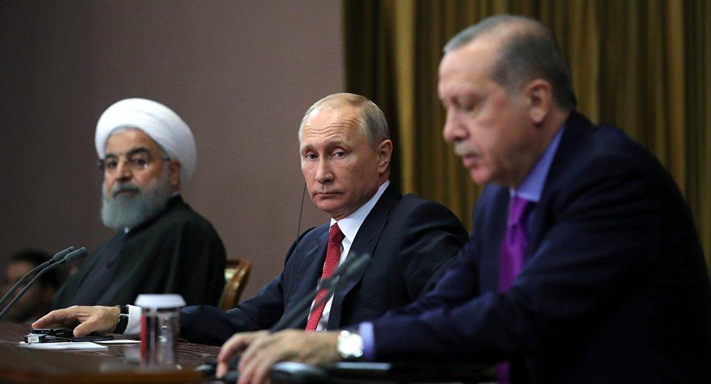 هل تنقلب روسيا وإيران على تفاهمات أستانا بشأن