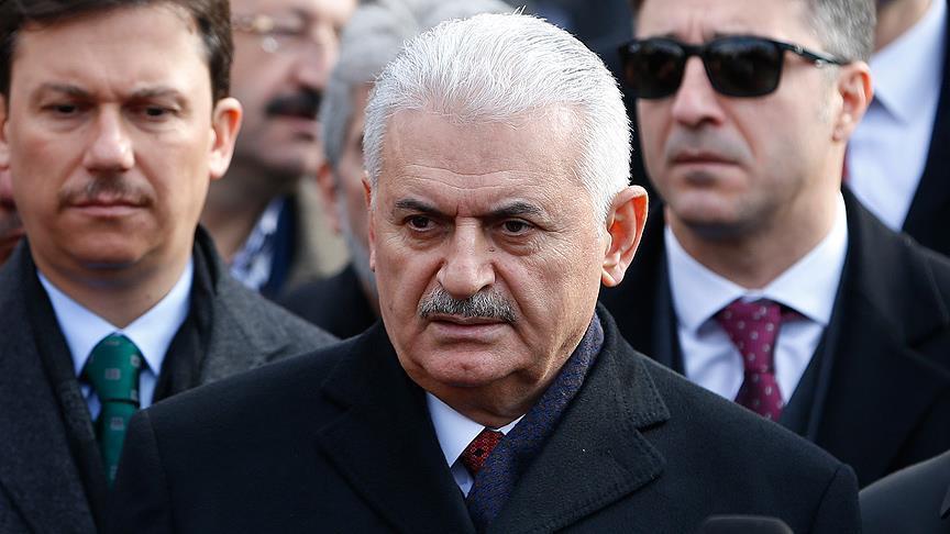 يلدريم يحذر من موجة نزوح جديدة في حال استمرار القصف على إدلب