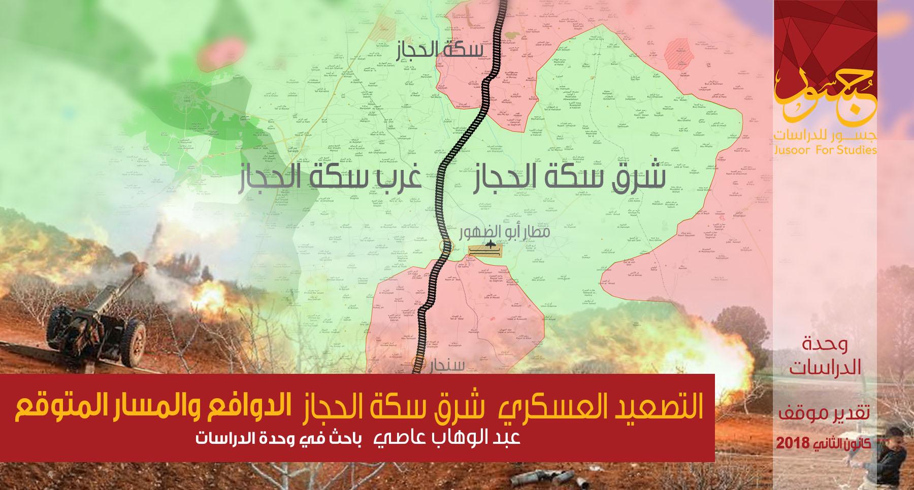 التصعيد العسكري شرق سكة الحجاز... الدوافع والمسار المتوقع