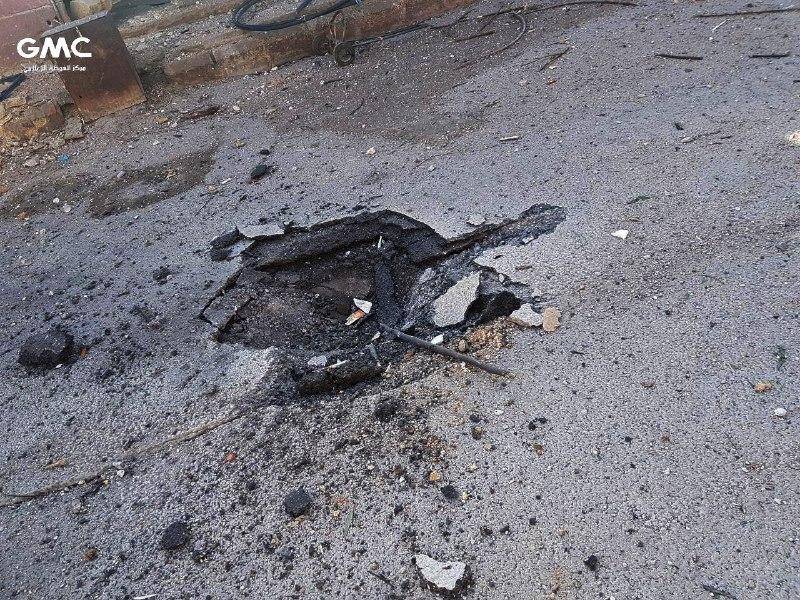 مجلس دوما المحلي يدين استهداف النظام للمدينة بـ