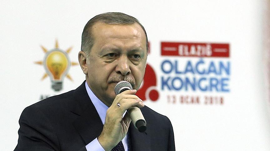 في تصعيد شديد اللهجة.. أردوغان: في حال لم تستسلم مليشيات