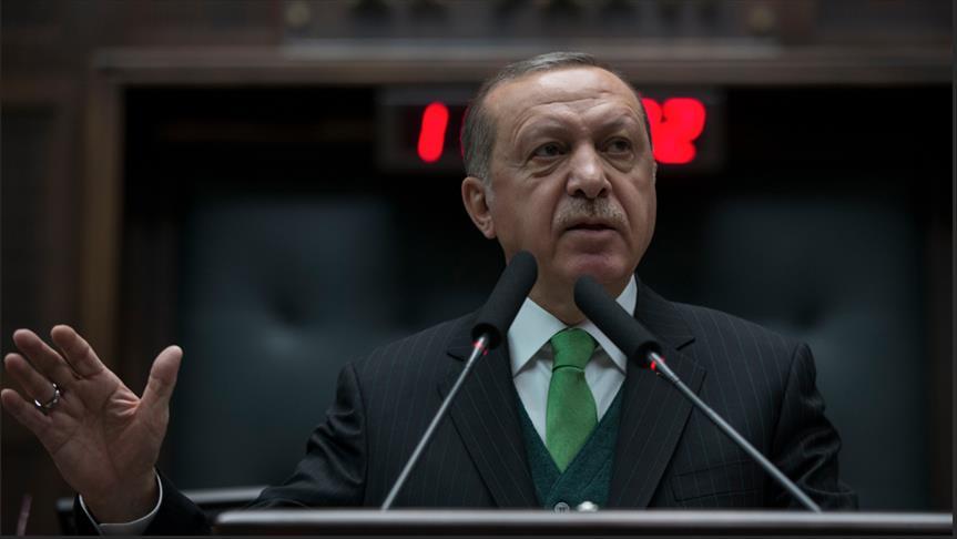 أردوغان: العملية العسكرية على عفرين ستكون بمشاركة المعارضة السورية