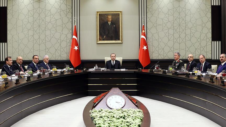 مجلس الأمن القومي التركي يعقد جلسته برئاسة أردوغان... هل يعلن بدء عملية عفرين؟