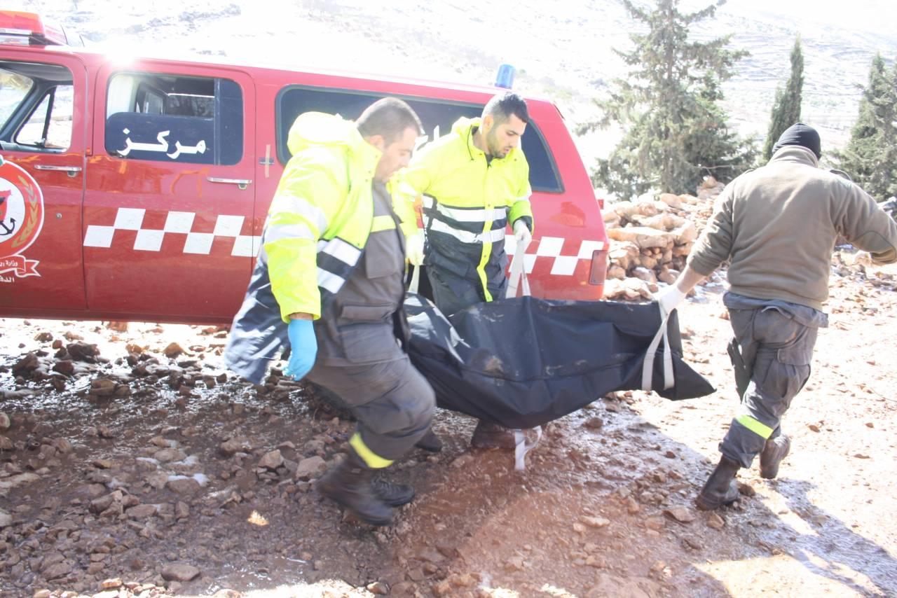 13 سورياً دفنتهم الثلوج على الحدود اللبنانية..كيف بدأت القصة؟