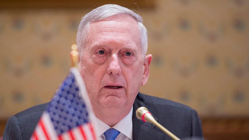وزير الدفاع الأمريكي: تركيا محقة في مخاوفها الأمنية
