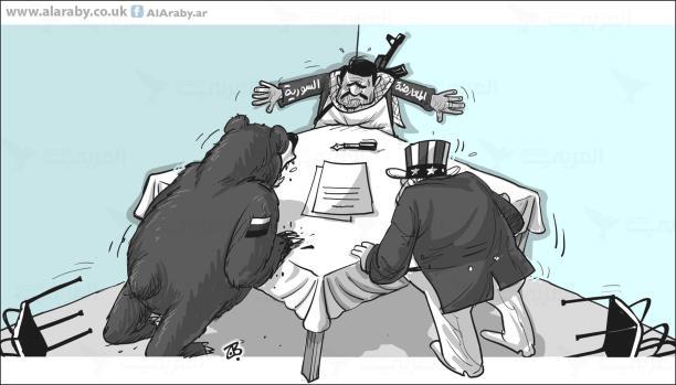 المعارضة السورية بين موسكو وعفرين ومنعطف سوتشي