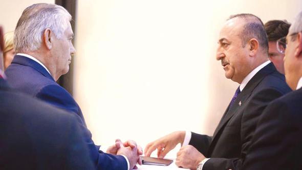 تركيا ترد على عرض بإقامة منطقة آمنة في سورية: