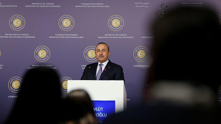 جاويش أوغلو: لن نهاجم قوات النظام السوري ما لم تفعل ذلك