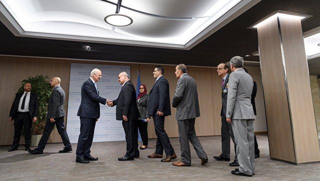 مفاوضات فيينا: خمس دول تقدم رؤية للحل السياسي في سورية