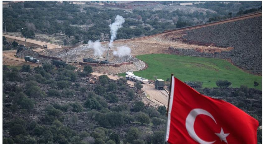 مركز أمريكي: تركيا دخلت عفرين من موقع ضعف وستشكل مستقبل سوريا من موقع قوة
