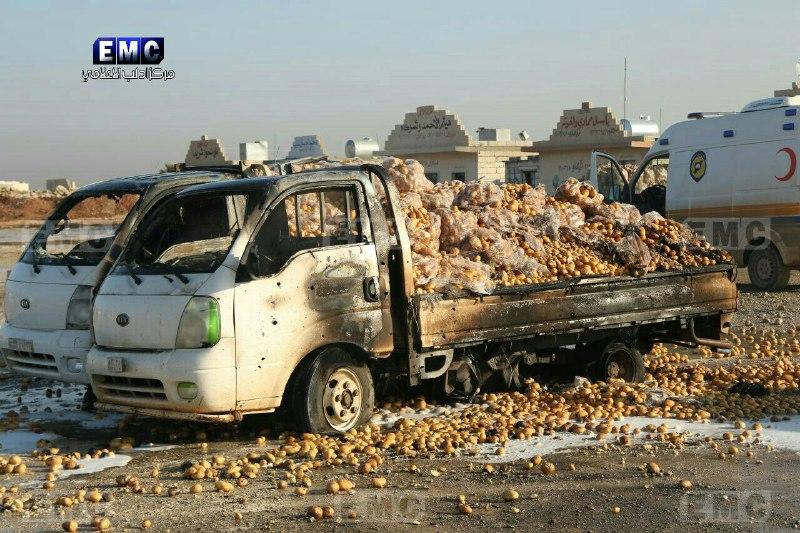 مجزرتان روسيتان تحصدان أرواح 20 مدنياً في إدلب