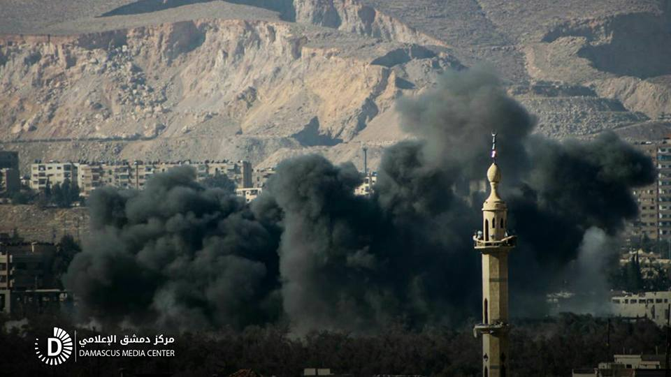 فرنسا تطالب حلفاء النظام بلجمه عن إدلب وغوطة دمشق