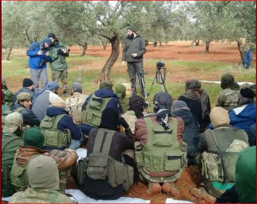 فضيحة انسحابات هيئة تحرير الشام
