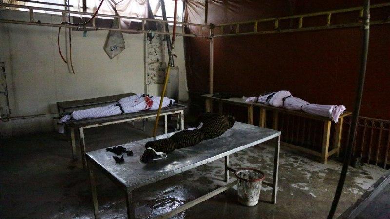 إحصائية: 2300 منزل مدمر في الغوطة الشهر الماضي