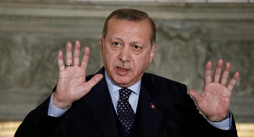 أردوغان: أسدل الستار عن