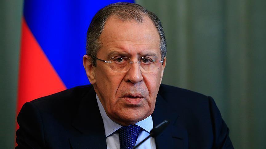 لافروف: واشنطن تسعى إلى إنشاء شبه دولة في سورية