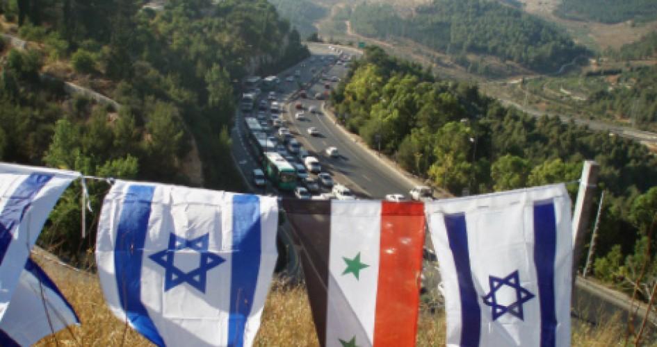 النظام السوري يستأسد على إسرائيل: