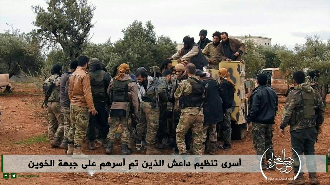 الإسلامي السوري يثمّن انتصار الثوار على