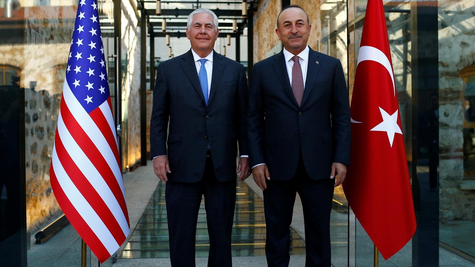 منبج.. المعركة الفاصلة في العلاقات الأميركية التركية