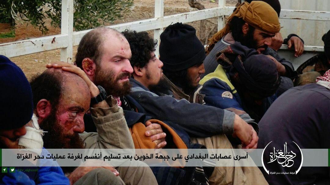 نشرة أخبار سوريا- الثوار ينهون وجود تنظيم الدولة شمال سورية، والهيئة العليا تبحث مع ديمستورا التطورات الميدانية في سورية-(13-2-2018)