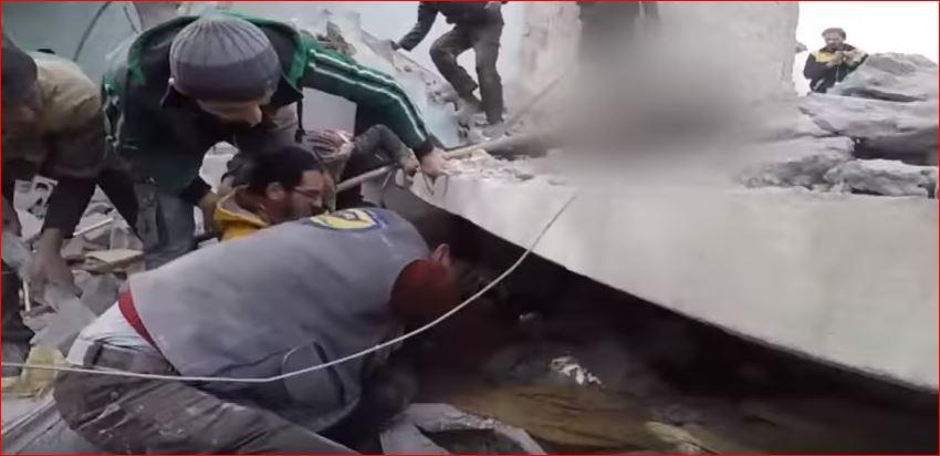 قصف جوي مدفعي يوقع مجزرة مروعة في دوما