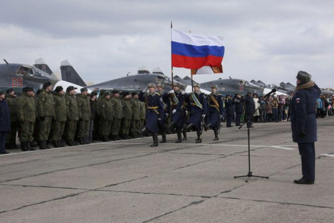 روسيا تعزز نفوذها العسكري في سوريا تمهيداً للمرحلة المقبلة