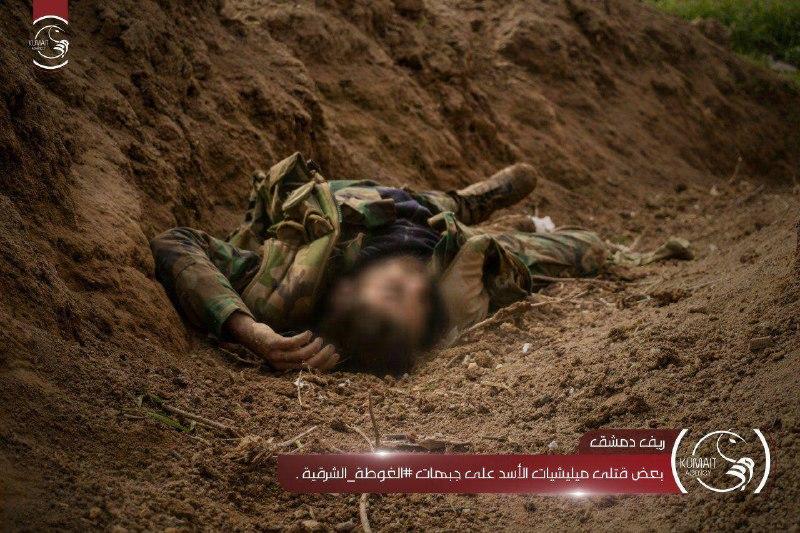 صفعة جديدة لقوات النظام.. إصابة قائد الحملة على