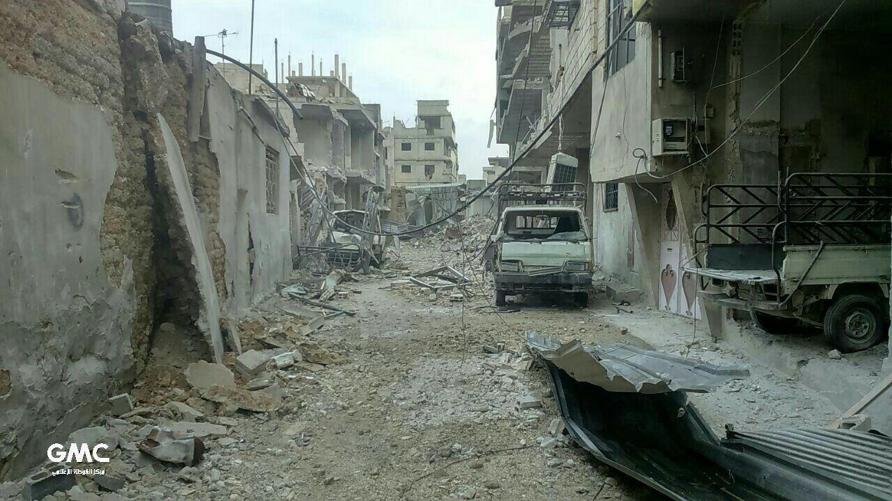 فرنسا تدعو روسيا وإيران إلى لجم الأسد و إلزامه بالهدنة