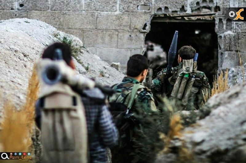 الحصيلة الأكثر إيلاماً للنظام خلال معاركه مع جيش الإسلام في الغوطة .. تعرف عليها