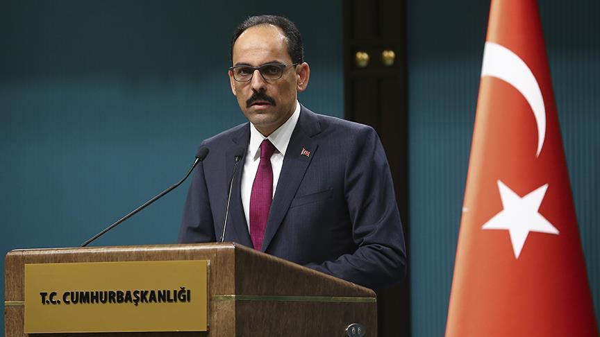 المتحدث باسم الرئاسة التركية: الغوطة الشرقية ستشهد هدوءاً جدياً