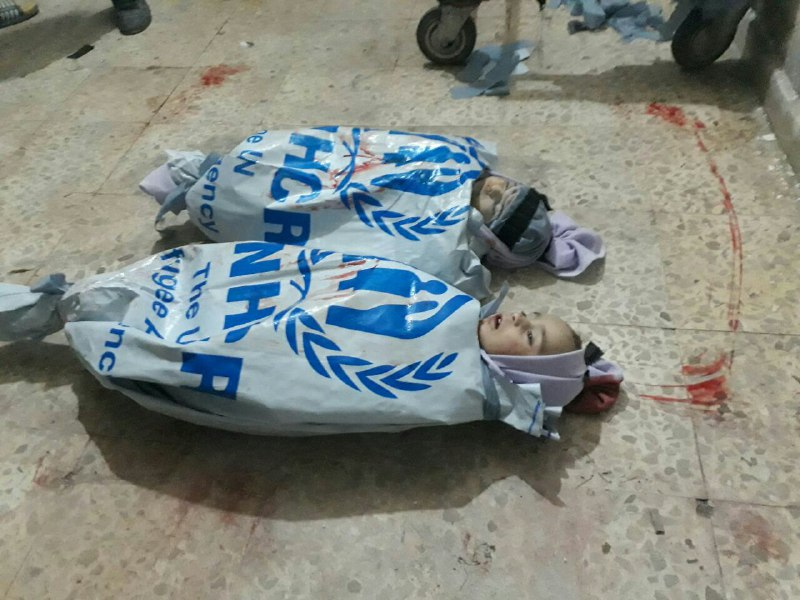 في الغوطة يتقرر مستقبل البشرية الأخلاقي