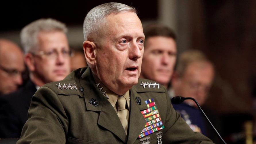 وزير الدفاع الأمريكي: لا أدلة على استخدام النظام