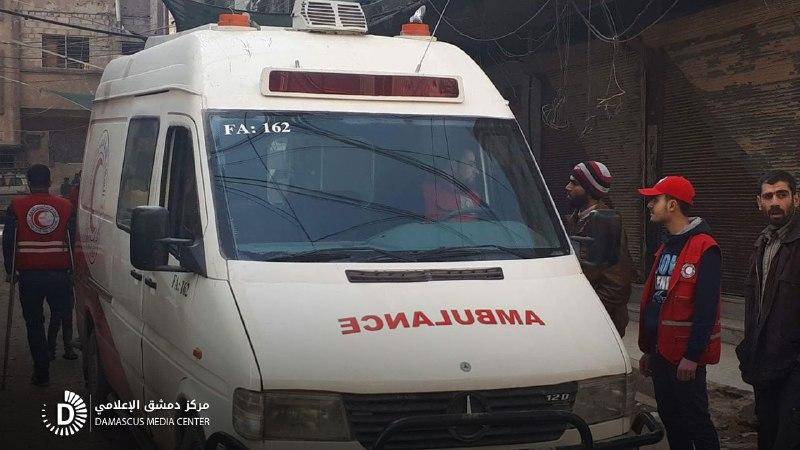 مدير المكتب السياسي لجيش الإسلام يوضح تفاصيل اتفاق إجلاء المرضى من الغوطة