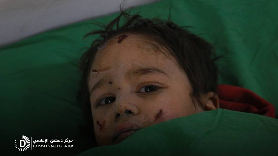 منظمة اليونيسيف توثق مقتل نحو ألف طفل سوري خلال 2017