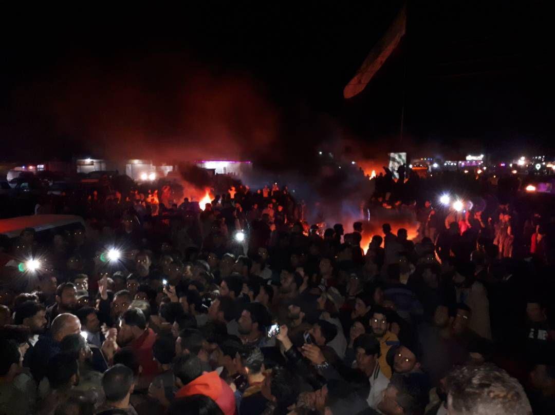 مظاهرات غاضبة تطالب باسترجاع تل رفعت شمالي حلب