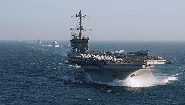 ثمانية أهداف محتملة للضربة الأمريكية في سورية