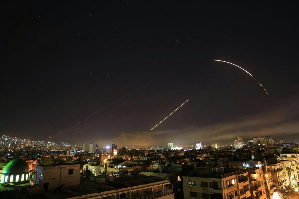 ضربة عسكرية محدودة ضد نظام الأسد في سورية