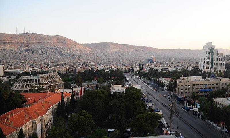 ما هي المواقع التي استهدفتها الضربة الثلاثية في سوريا