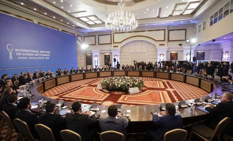 نشرة أخبار الأحد- أستانة 9 تنطلق غداً الاثنين بحضور جميع الأطراف، والمجلس الإسلامي السوري يقدم