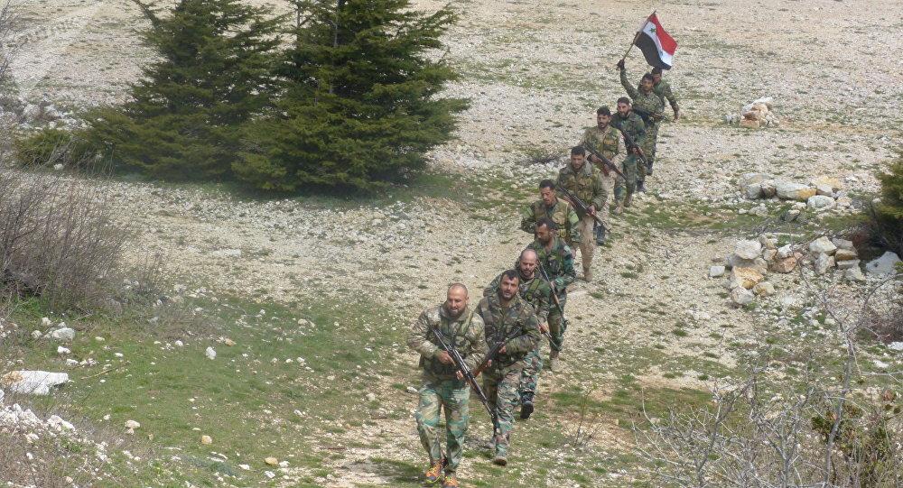 قوات النظام تقرع طبول معركة جديدة في الجنوب