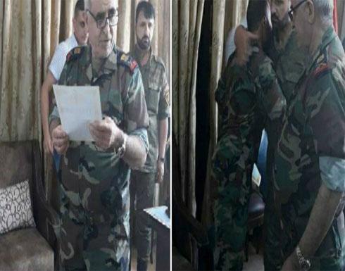 القضاء الألماني يصدر مذكرة اعتقال بحق رئيس مخابرات النظام السوري