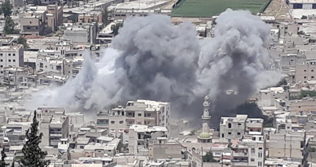 نشرة أخبار سوريا- عشرات الشهداء والجرحى في قصف روسي على ريف إدلب الشمالي، وقمة شنغهاي تدعو لخفض التوتر في سوريا -(10-6-2018)